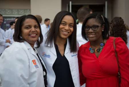 Class of 2018 White Coat Ceremony