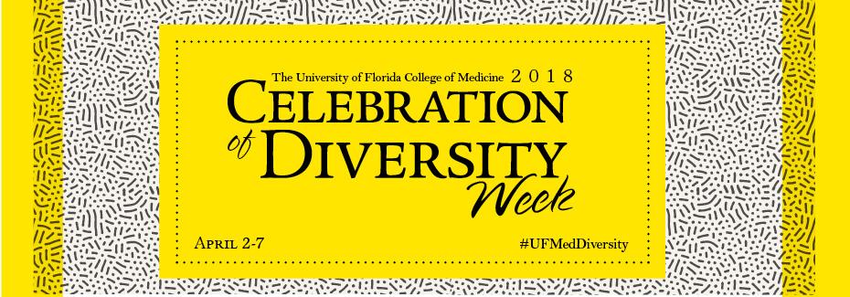 Celebration of Diversity Week heading